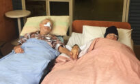 Dying Man Holds Hands With Wife of 60 Years for the Last Time: 'I'll Love You Forever'