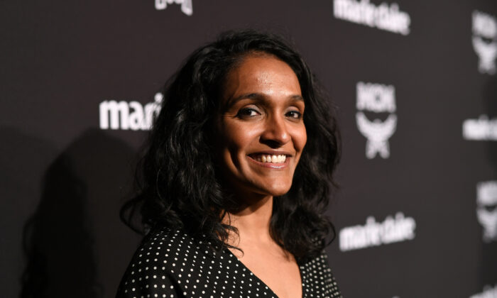 Nithya Raman in Los Angeles on March 12, 2019. (Emma McIntyre/Getty Images for Marie Claire)