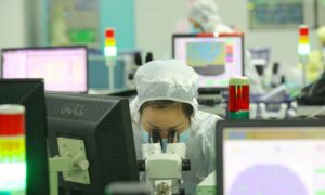 Semiconductors Key to US Supremacy in High-Tech War
