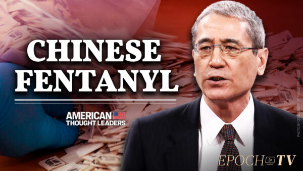 Gordon Chang on Chinese Drug Warfare, Military Buildup on the China–India Border, and the Crackdown on Didi