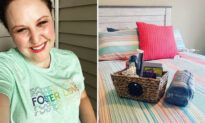 Single Foster Mom's Emergency Placement 'Welcome Packages' Are Helping Teen Girls