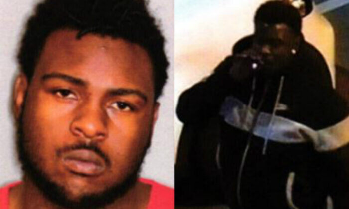 Marcel Long in file photos. (Seattle Police Department)