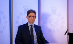Britain's MI5 Spy Chief Says: Beware of Russian and Chinese Agents