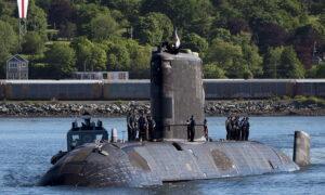 Navy Kicks Off Long Anticipated Push to Replace Canada's Beleaguered Submarine Fleet