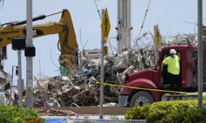 911 Recordings Show Panic, Disbelief When Florida Condo Fell
