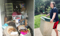 Teen Hobbyist Buys Storage Containers for Trinkets, Opts to Return Contents to Heartbroken Owner