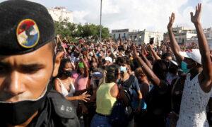 Cuban Freedom Rebellion Shakes Cuban, Chinese, and American Socialist Elites