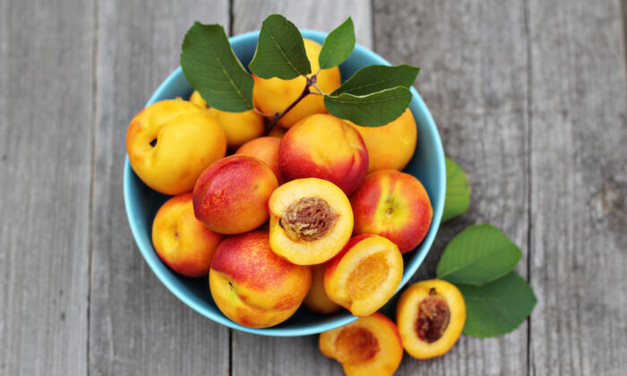 Fresh peaches are available from late spring through late summer, but they're best at their peak in July and August. (Dreamstime/TNS)
