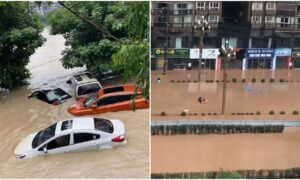 Extreme Weather Springs Up in Multiple Chinese Cities, Flights and Schools Cancelled in Beijing