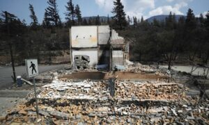 Wildfire in Lytton, B.C. a 'Wake up Call' to Take Precautions: Safety Board