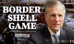 Rep. Brian Babin: The 'Shell Game' on the Border and the End of Title 42