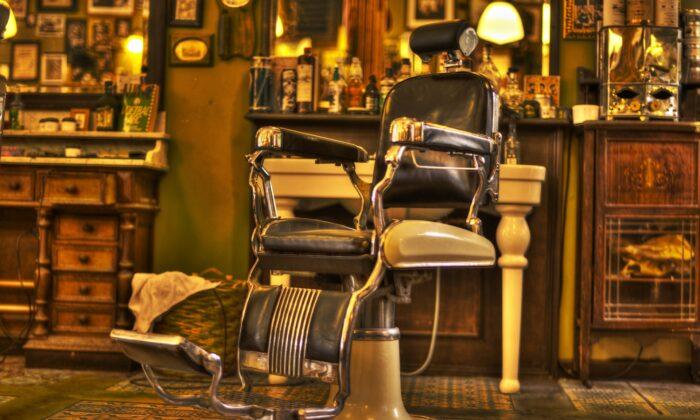 Stock photo of a salon chair. (Skitterphoto/Pixabay)