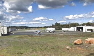 Small Plane Crashes Into California Vineyard
