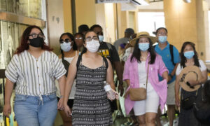 Mask Mandate Issued in California County Where 9 in 10 Residents Are Vaccinated