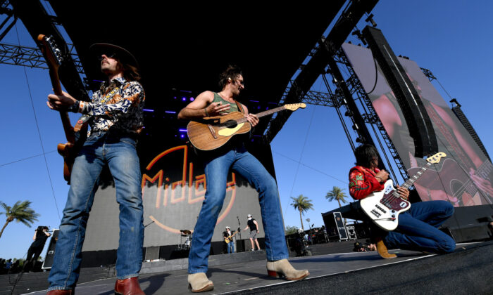Stagecoach California's Country Music Festival at the Empire Polo Field in Indio, Calif. on April 28, 2018. (Kevin Winter/Getty Images for Stagecoach)