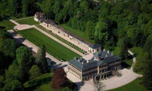 Germany's Oldest Porcelain Palace: Rastatt Favorite Palace