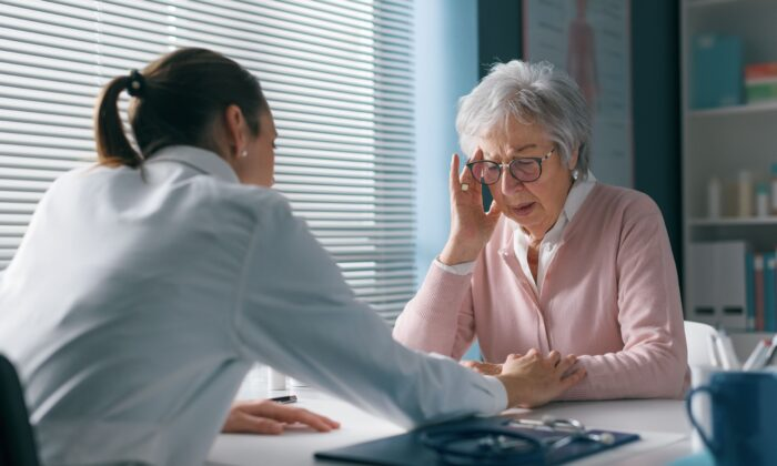 Being able to relate a story, as well as understand one, can have high stakes in a hospital when doctors need to understand a patient's condition. (Stock-Asso/Shutterstock)
