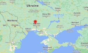 2 Killed in Helicopter Crash in Ukraine