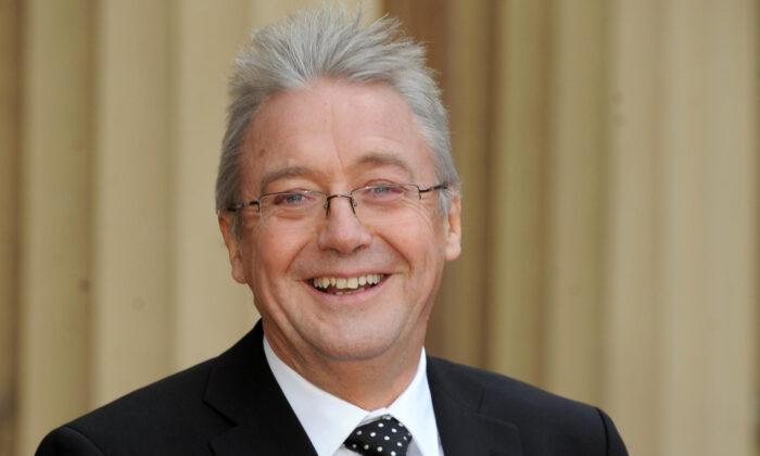 Opera director Sir Graham Vick on Nov. 27, 2009. (Anthony Devlin/PA)