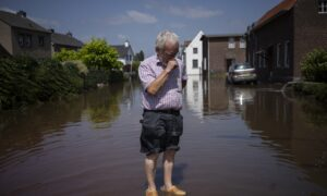Survivors Recall Escape, Ponder Future After Europe's Floods