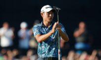 Ice-Cool Morikawa Wins Blazing Hot British Open