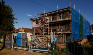 Construction Industry's Nine Month Growth Streak Broken by Lockdowns