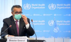 More Than a Year After Declaring Pandemic, WHO Calls for 'Audits' of Wuhan Labs