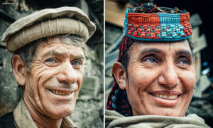 Photographer Visits Incredible 'Arian' Tribe in Pakistan; Remote African Tribe Like Visiting '2000 BC'