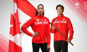 Ayim, Hirayama Named Canada's Flag Bearers for Tokyo Olympics Opening Ceremony