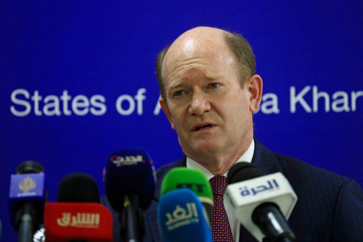 Senator Christopher Coons (D-DE)