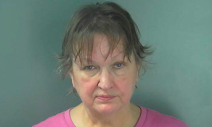 Mugshot of Christi Bennett on July 9, 2020. (Monroe County Correctional Center via AP File)