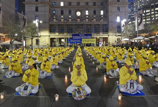 Falun Gong Australia