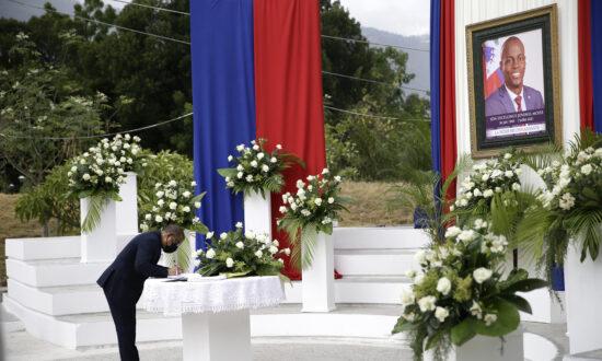 3 Police Officers Arrested Over Haitian President's Murder