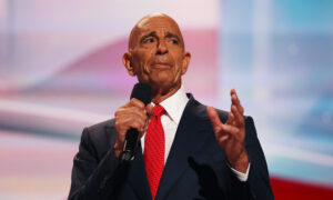 Thomas Barrack, Trump's Inaugural Committee Chair, Hit With Federal Charges
