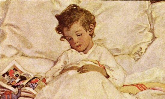 The Mr. Rogers of Children's Poetry: Robert Louis Stevenson