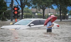 Foreign Journalists in China Harassed Over Zhengzhou Flood Coverage