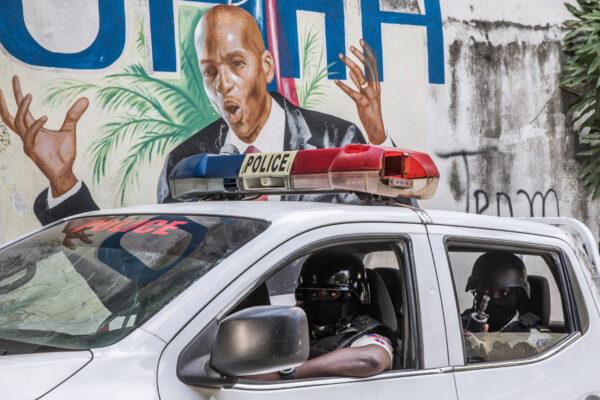 Haiti Politics Assassination 600x400
