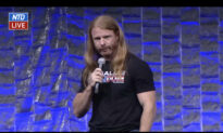 LIVE: JP Sears Makes Remarks at Freedom Fest: A Good Dose of Satire Makes You Healthy, Wealthy and Wise
