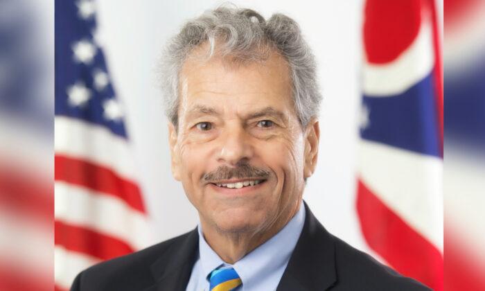 Former Public Utilities Commissioner of Ohio, Sam Randazzo, in a file photo. (Ohio Governor's office via AP)