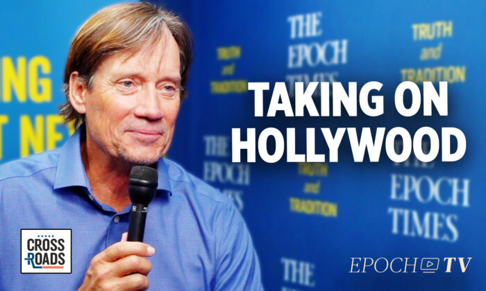 Kevin Sorbo: Fighting the Hollywood Agenda Through Independent Films | Crossroads (The Epoch Times)