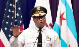 21 Chicago Officers Placed on No-Pay Leave For Defying City's Vaccine Reporting Mandate