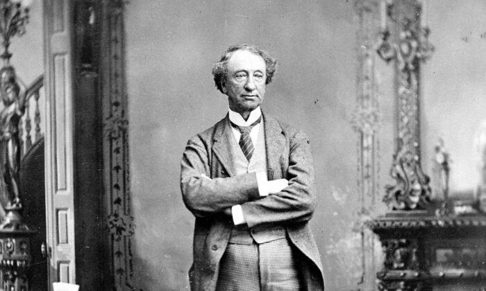 Sir John A. Macdonald in an undated photo. (CP Photo/National Archives of Canada)