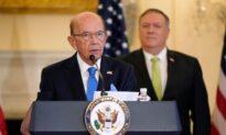 Beijing Imposes Retaliatory Sanctions on Former US Commerce Secretary Ross, Others