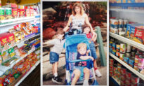 Mom of 3 in Dire Straits Rejected by Food Bank Now Runs Her Own Free Grocery Store