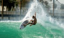 Portuguese Surfer Frederico Morais Tests Positive for COVID-19