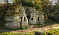 Archeologists Discover 18th-Century Folly Is Actually Early Medieval Hermit Cave Dwelling From 9th Century