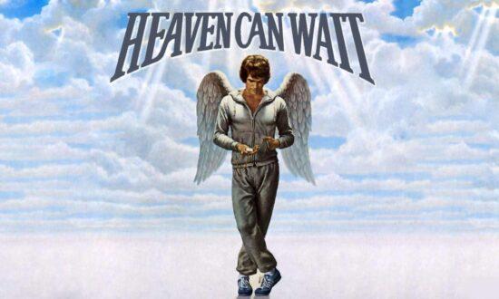 Popcorn and Inspiration: 'Heaven Can Wait': Warren Beatty's Sublime Fantasy Romance