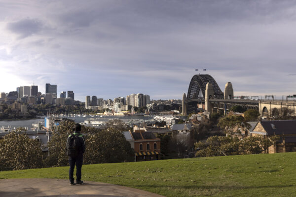 Lockdown Continues Across Sydney As NSW Continues To Record New COVID-19 Cases