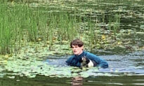 Teen Tourist on a Holiday is Hailed a 'Hero' After Saving a Dog From Drowning in a Lake