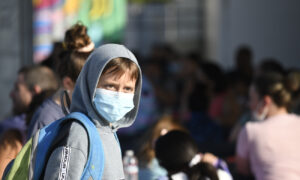 Science Shaky on School Mask Mandates While Harms Ignored